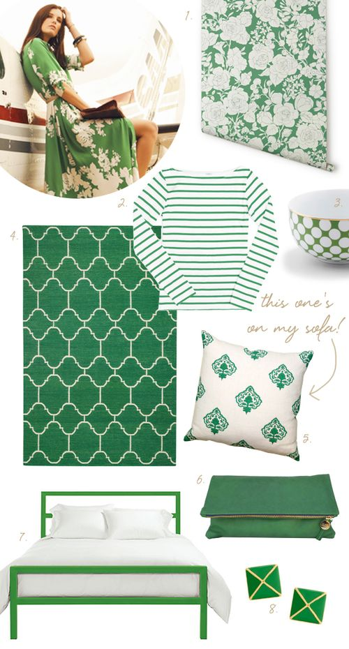 Coco+kelley-white+green