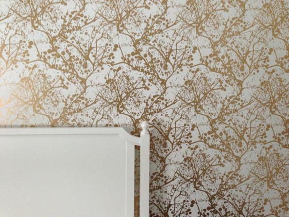 ferm living tapet the world s catalog of ideas. Black Bedroom Furniture Sets. Home Design Ideas