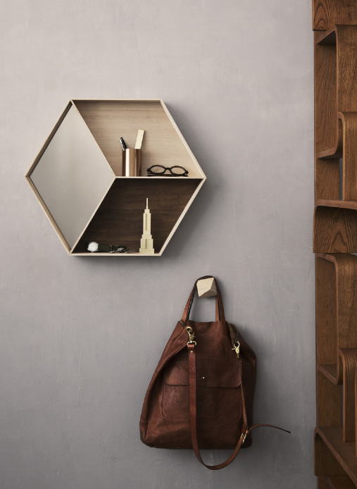 ferm living hexagonal